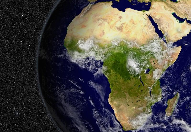 Africa-gis