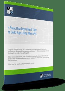 Map APIs Tip Sheet Cover