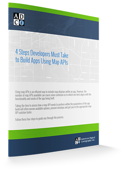 Map APIs Tip Sheet Cover