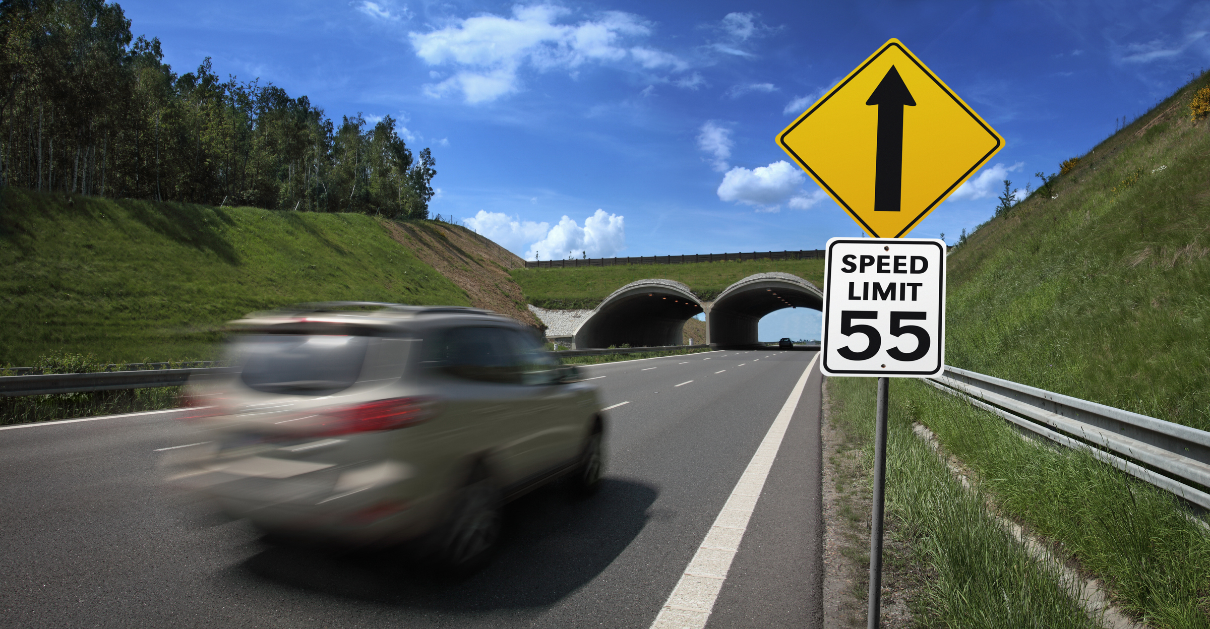 Posted Speed Limit Database Entry